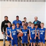 Grade 3 & 4 Boys Basketball