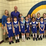 Grade 3 & 4 Girls Basketball